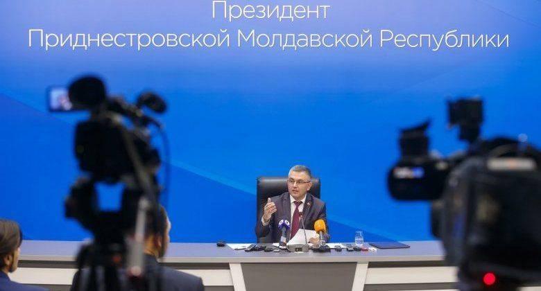 Il capo del PMR accusa il governo moldavo di prepararsi alla guerra