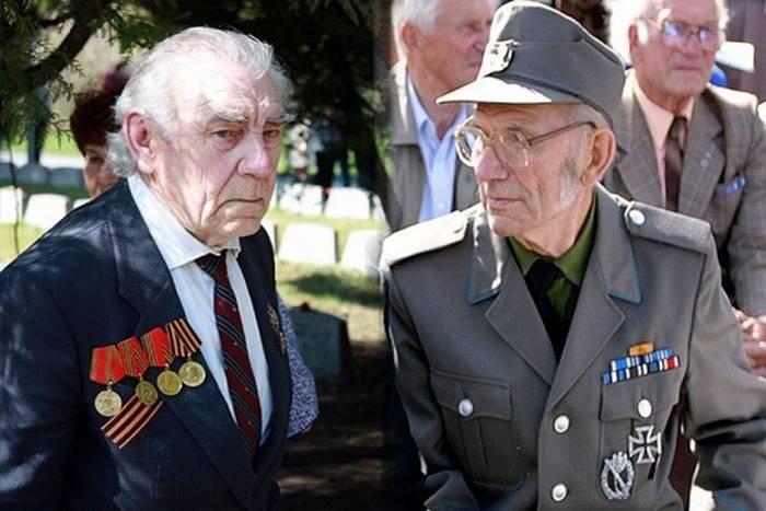 Letonya Diyeti, SSCB askerlerini Nazi Almanyası tarafında savaşanlar ile eşittir