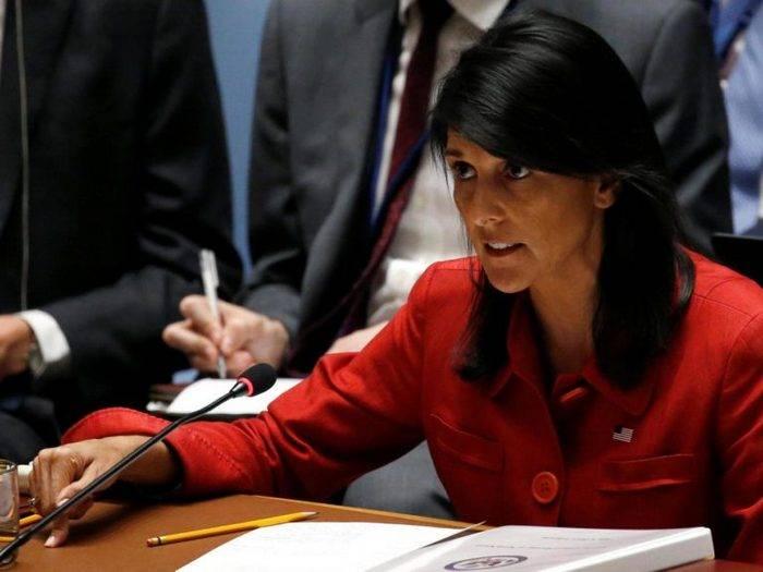 ヘイリー:米国は、国連の決定にもかかわらず、エルサレムに大使館を開く