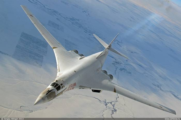 The combat effectiveness of the Tu-160М2 will increase 2,5 times
