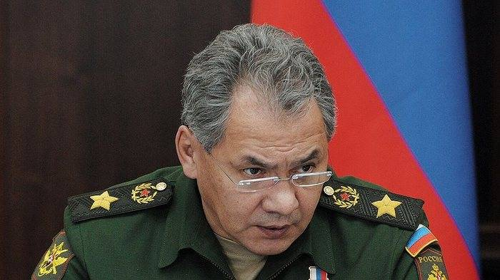 Shoigu advised enemies not to test Russia for strength