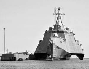 """Nas novas fragatas da Marinha dos EUA, o """"rastro russo"""" é visível"""