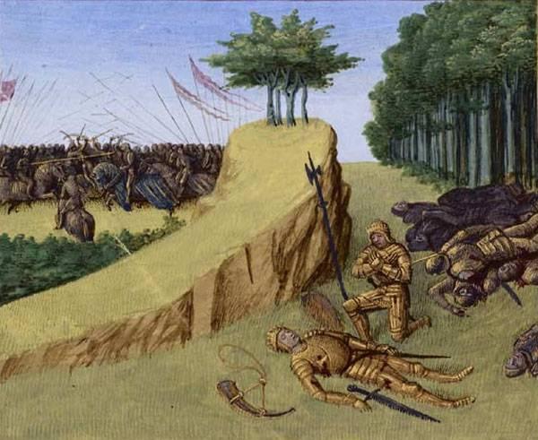 Leitura de fim de semana. Como Carlos Magno inventou a ocasião militar para o Ocidente moderno