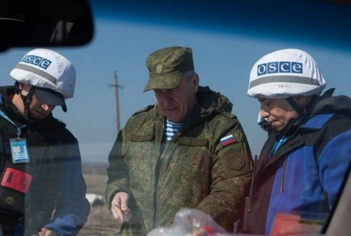 Poland asked Russian officers to return to the JCCC in the Donbass