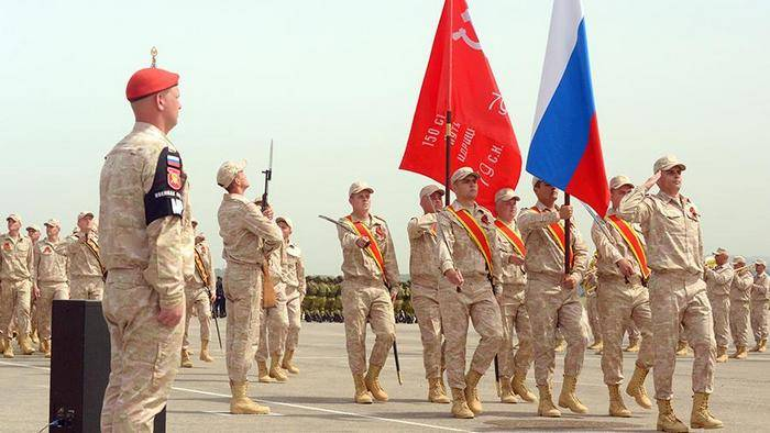 In the State Duma introduced a draft of a new day of military glory in honor of the victory in Syria