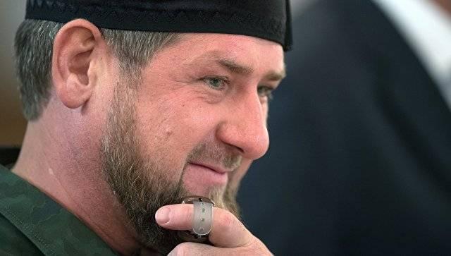 Volodin chamou o Instagram de Kadyrov bloqueando o precedente perigoso