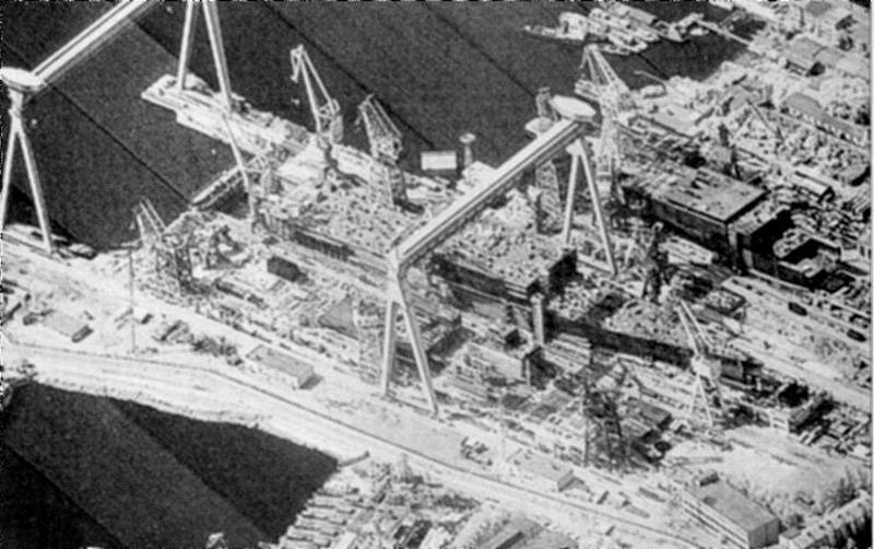 Black Sea Shipyard: aircraft carriers and espionage