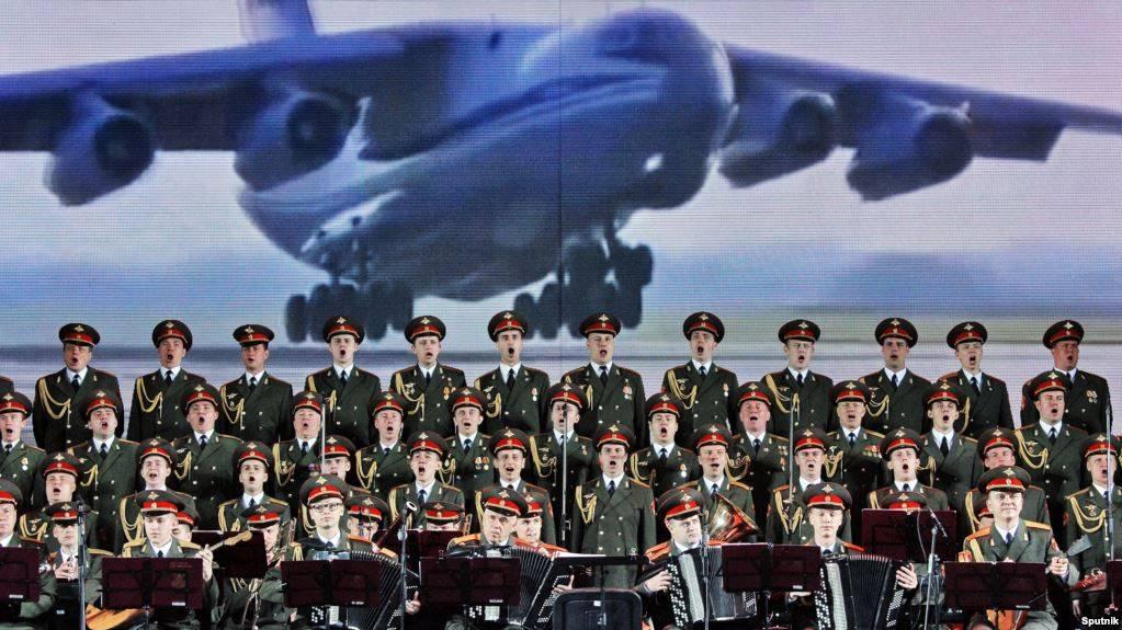 В РФ почтят память погибших при крушении Ту-154 вСочи