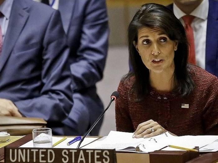 Hayley citou razões para cortes no orçamento da ONU