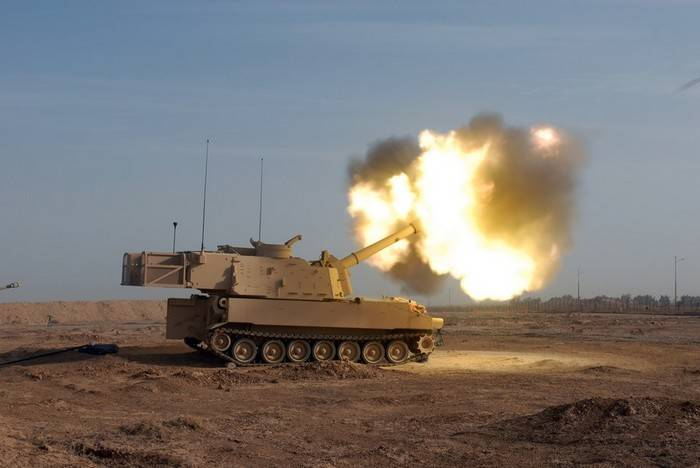 "The Pentagon ordered the modernization of the ""Paladins"" and ""Abrams"""