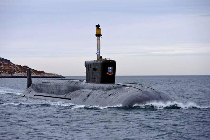 첫 번째 Borey-B 유형 잠수함은 2026에서 러시아 해군으로 인도됩니다.
