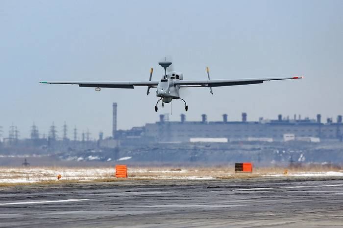 Defense Ministry plans to purchase advanced Forpost drones