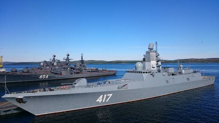 "USC: Frigate ""Admiral Gorshkov"" will not be accepted by the Russian Navy this year"