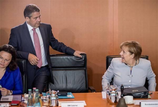 Ministre allemand des Affaires étrangères: Je ne vois pas encore l'Ukraine et la Turquie dans l'UE ...