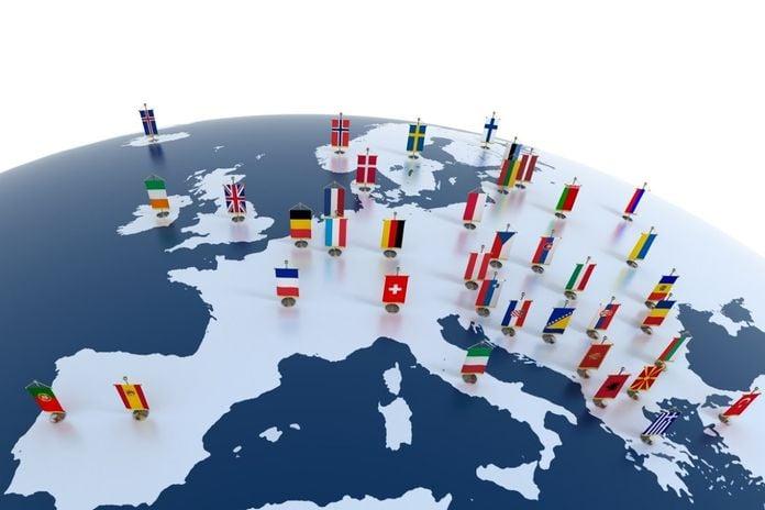 Die Zerstörung Europas wird im 2018-Jahr stattfinden?