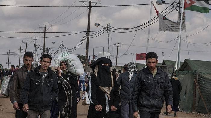 Suriye Uzlaşma Koordinatörü Al-Rukban kampında saklanan militanlardan bahsediyor