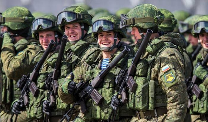 VTsIOM: approval level of the Russian army increased to 88%