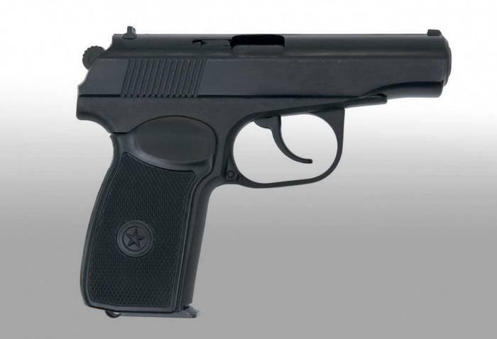 «Калашников» запустил в продажу охолощенный пистолет Макарова