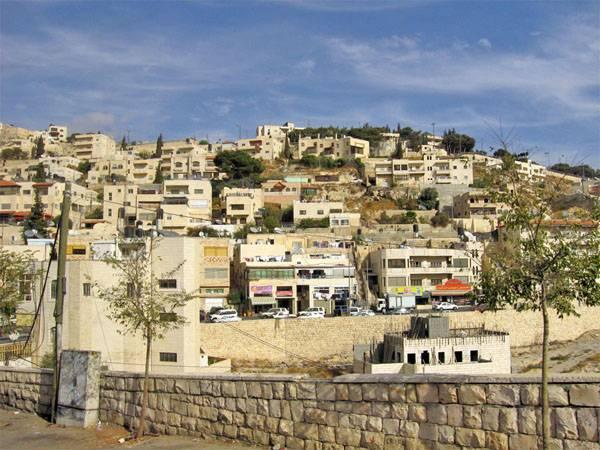 """팔레스타인 인들에게 미국 :""""거의 예루살렘""""은 당신의 수도가 될 수 있습니다"""