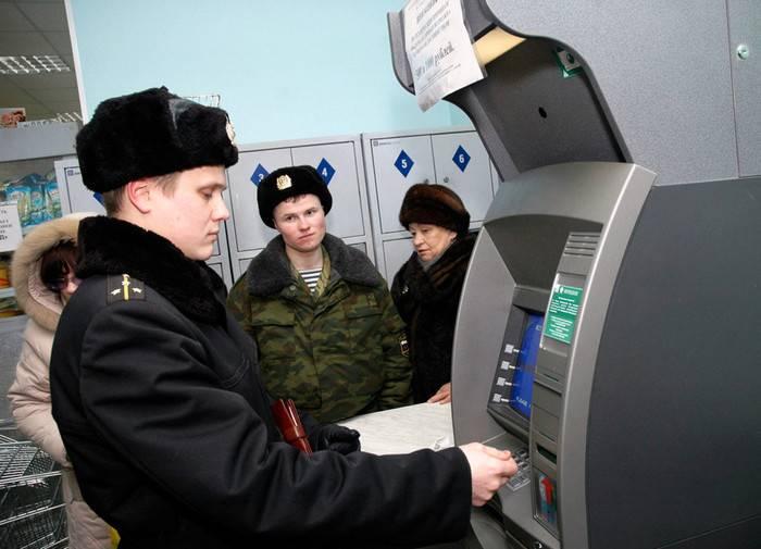 Gli stipendi dei militari russi aumenteranno dal 1 gennaio