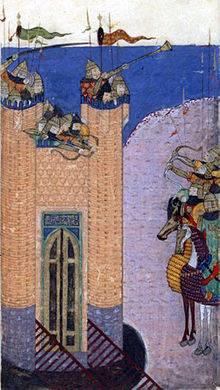 Armi e armature dei guerrieri mongoli (prima parte)