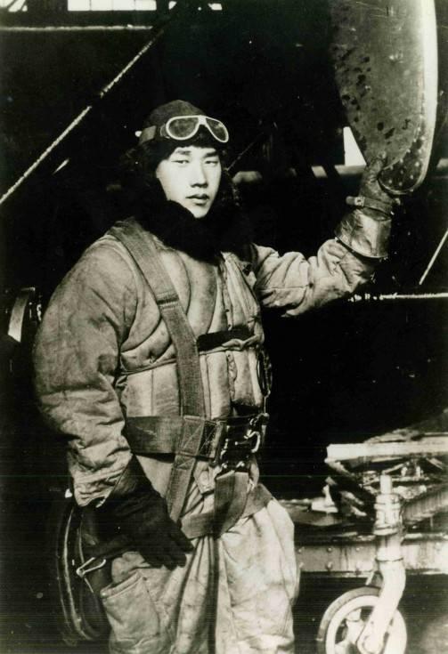 II. Dünya Savaşı'nda Japon denizaltı filosunun hidro havası. Bölüm VII