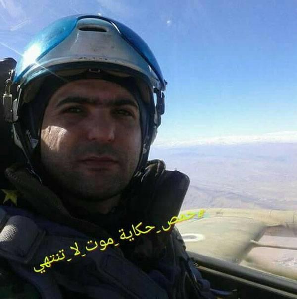Террористы сбили самолёт сирийской армии вокрестностях города Хама