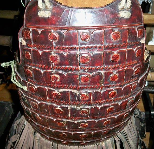 Samurai Armor and Famous Japanese Lacquer