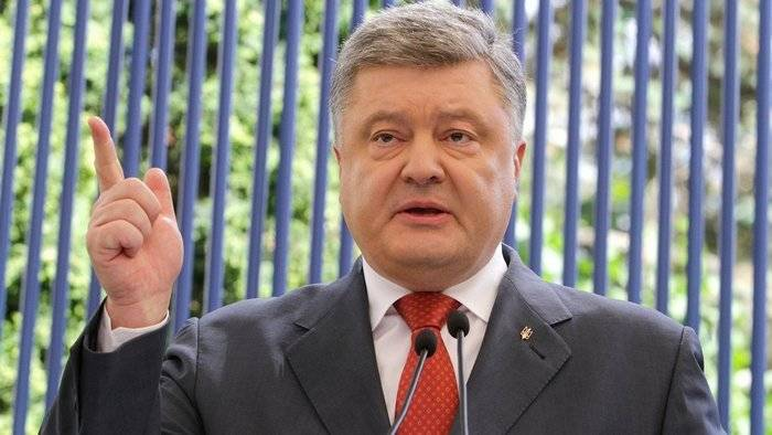 In Kiev, they want to give Poroshenko the right to single-handedly impose EU-approved sanctions