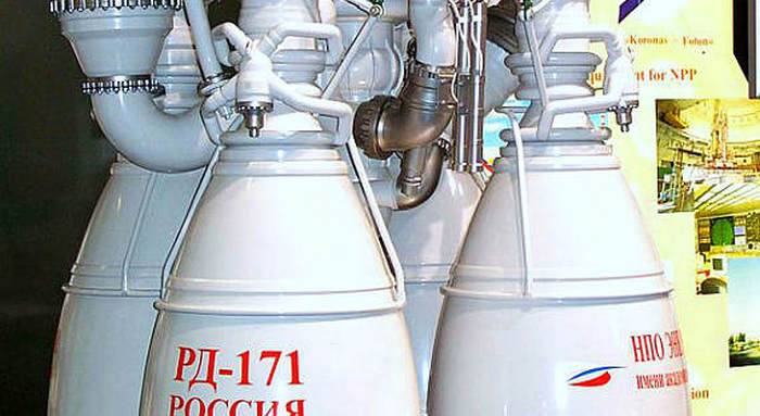 Tests of the RD-171MV engine for the new Soyuz-5 rocket will begin in the 2019 year