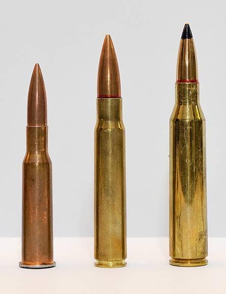 """Francotirador 7,62N54 7x14; Francotirador 9x63 7N33; Francotirador 8,6x70 """"Precisión"""""""