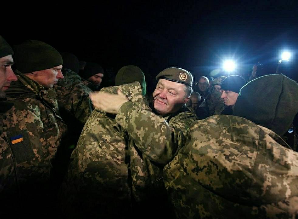 Порошенко: граждан России, арестованных вгосударстве Украина, будут менять наукраинцев, осужденных вРФ