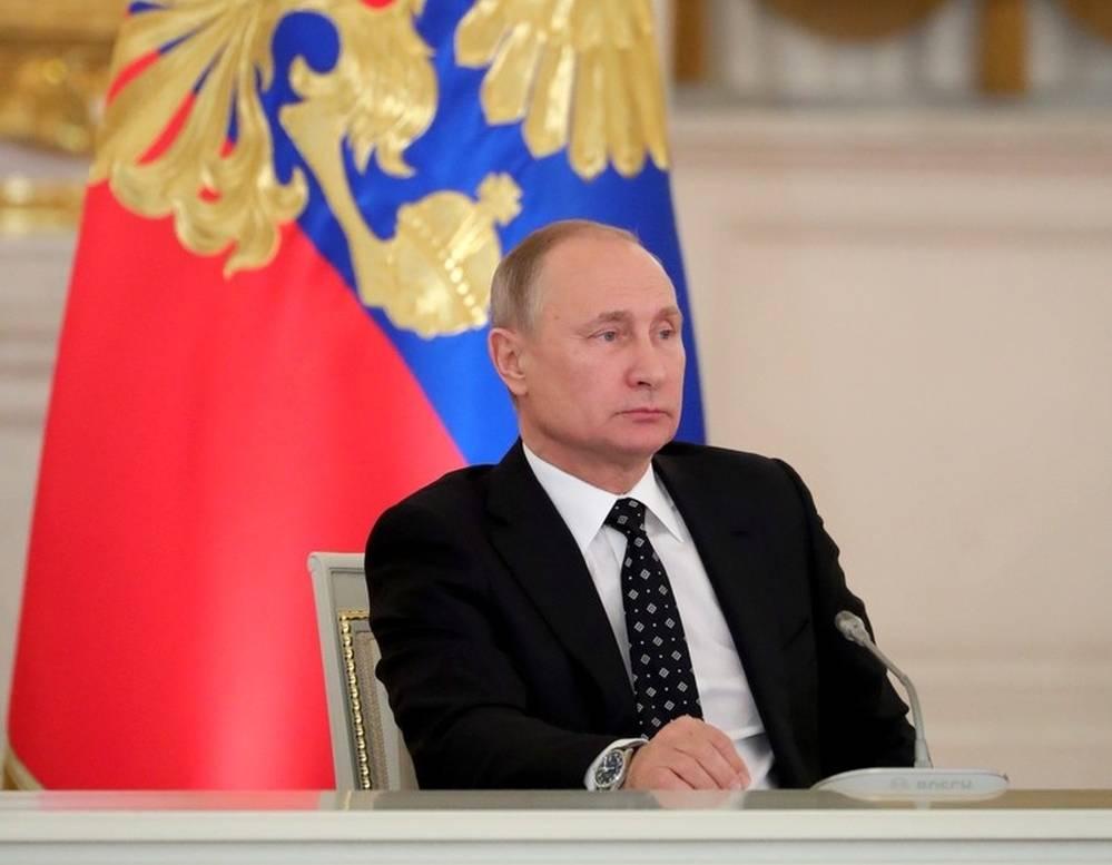 Владимир Путин назвал число принимавших участие всирийской операции военнослужащих