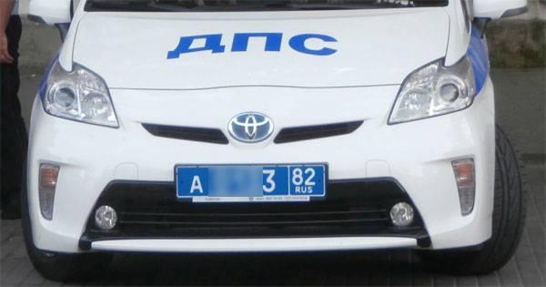 Kiew: Krim benutzen illegal ausländische Autos. Wo sind die Sanktionen?