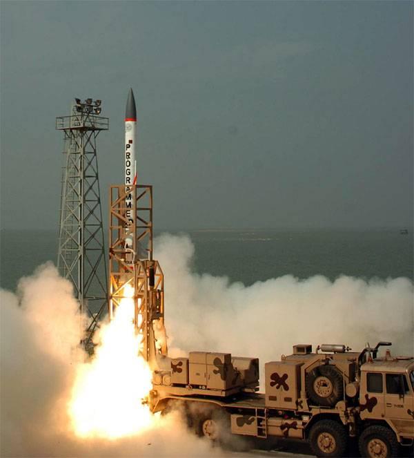 Hint füze savunma sistemi, Bengal Körfezi üzerinde bir eğitim durdurma füzesi gerçekleştirdi