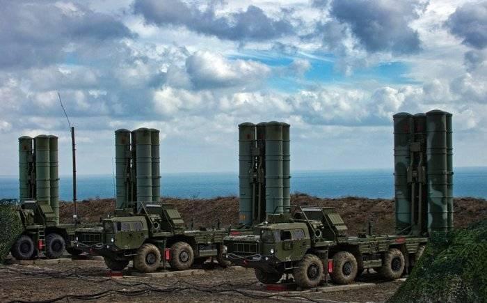 मीडिया: तुर्की और रूस ने C-400 की खरीद के लिए एक ऋण समझौते पर हस्ताक्षर किए