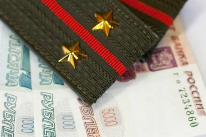 Il Ministero della Difesa ha parlato dell'aumento degli stipendi militari