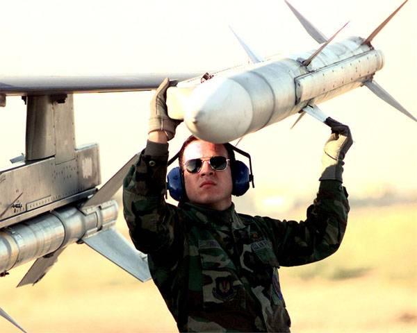 """США продадут Польше """"подержанные"""" ракеты класса """"воздух-воздух""""?"""