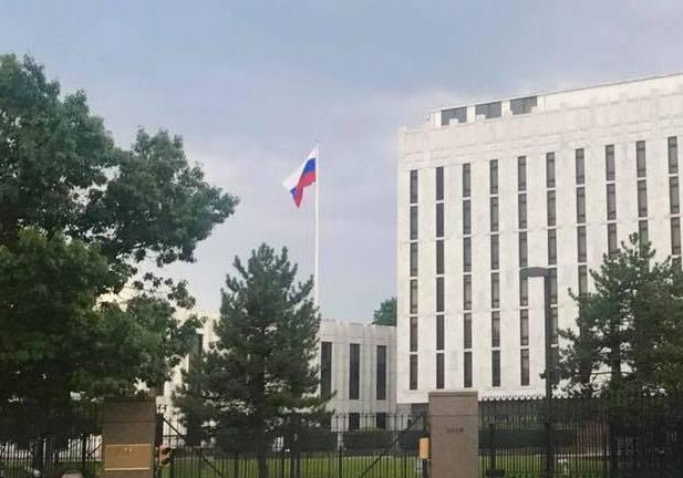 Russian Ambassador commented on the soon appearance of Boris Nemtsov Street in Washington