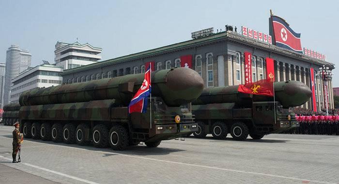Pjöngjang kündigt nuklearen Aufbau an