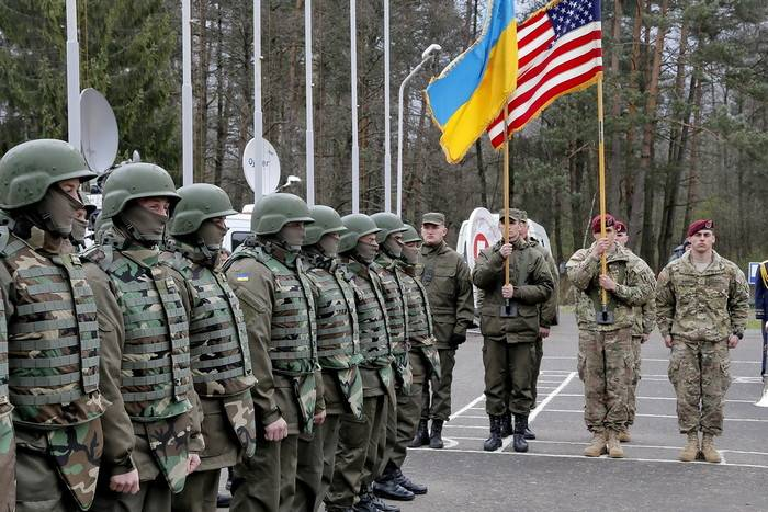 The Pentagon spoke about the role of military instructors from the United States to Ukraine