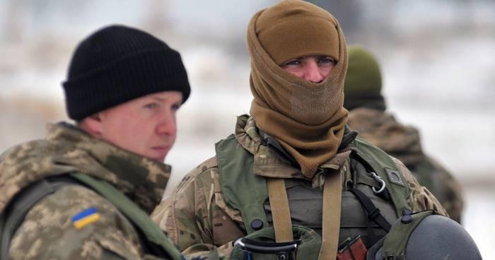 在DNI正在准备新年破坏乌克兰安全部队
