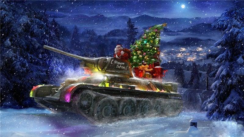 """""""Military Review"""" souhaite une bonne année!"""