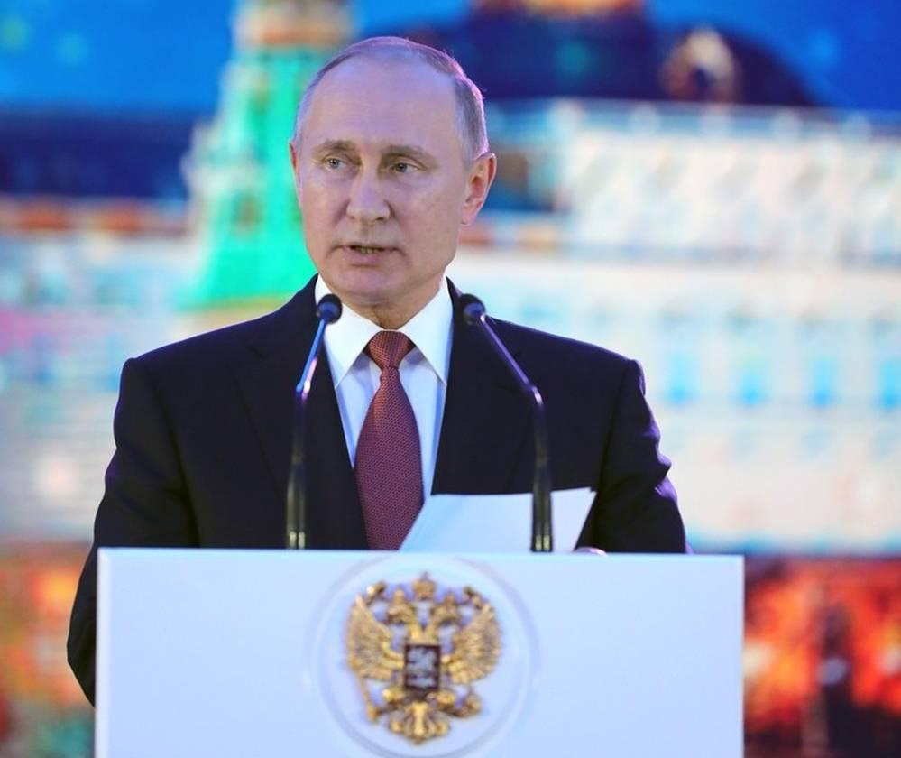 Поздравления ко дню учителя от президента путина фото 721
