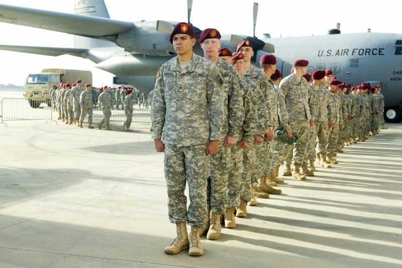 О выводе американских войск из Сирии говорить рано