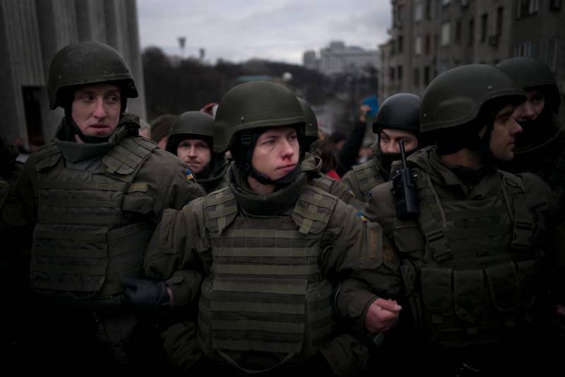 В Киеве сообщили о разгорающейся войне между правоохранительными ведомствами