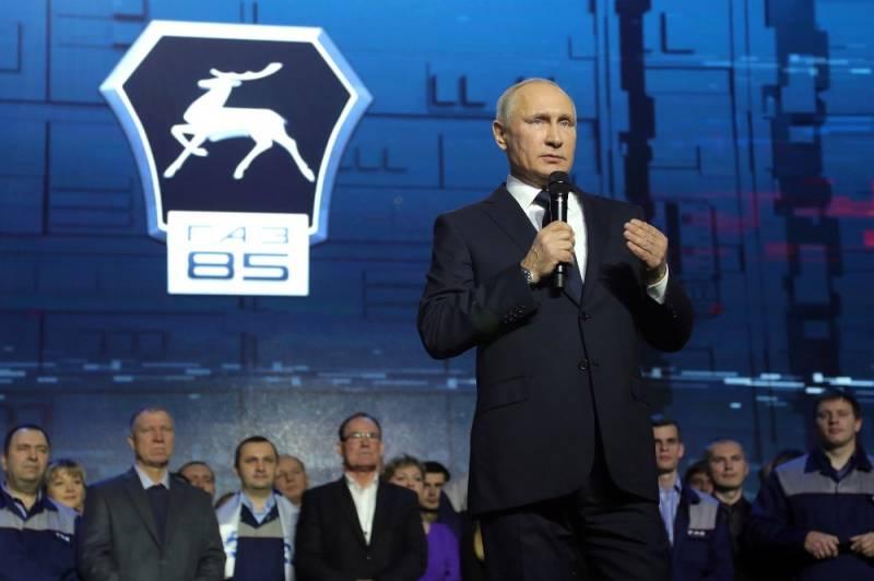 Последний президентский срок Путина: жесткая игра