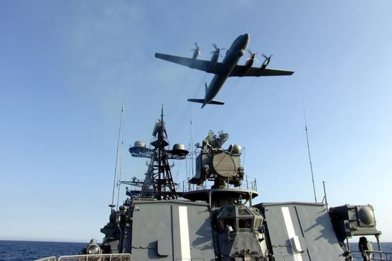 На Тихоокеанском флоте создается армия ВВС и ПВО