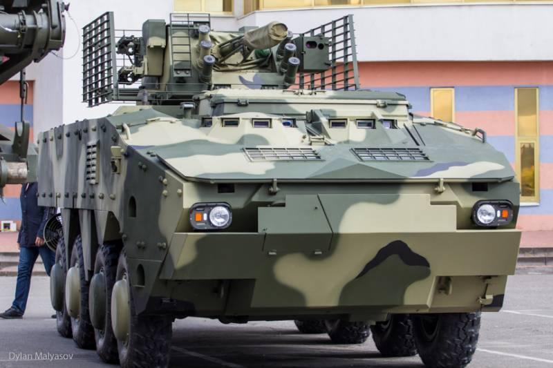 Новий український БТР-4МВ1 3-ій у ТОП-5 за версією Defence Blog, фото-3