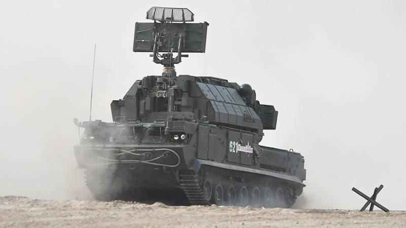 Минобороны приняло решение об усилении войсковой ПВО